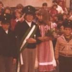 Kinderkönigspaar 1979 Horst Heuel und Eva Krampe (Kay)