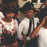 Kinderkönigspaar 1980 Benedikt Nies und Claudia Sondermann (Zeppenfeld)