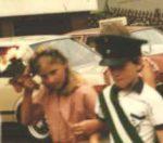 Kinderkönigspaar 1981 Uwe Klein und Christiane Berghaus (Weber)