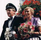 Königspaar 1985 Theo und Hedwig Grothus