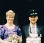 Königspaar 1994 Reinhold und Maria Hardenack
