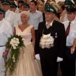 Königspaar 2004 Axel und Margot Jung