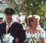 Königspaar 2006 Frank und Edith Weber