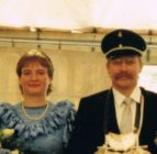 Königspaar 1988 Franz-Josef und Astrid Ohm