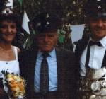 Königspaar 1986 Jürgen Gerhard und Manuela Müller