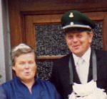 Königspaar 1983 Willi und Anni Klein