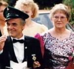 Königspaar 1991 Karl und Renate Wrase