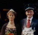 Königsppar 2002 Benedikt und Claudia Nies