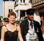 Königspaar 1997 Andreas und Susanne Zeppenfeld