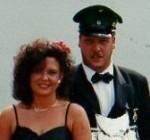 Königspaar 1993 Dietmar und Christina Vitt