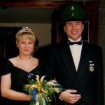 Königspaar 1992 Thomas und Dagmar Nies