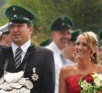 Königspaar 2009 Jürgen und Julia Hoffmann