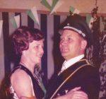 Kaiserpaar 1975 bis 1990 Robert und Magdalene Ohm