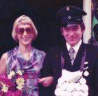 Königspaar 1976 Franz-Josef und Angelika Püttmann