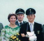 Königspaar 1978 Lothar und Edith Carl