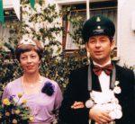 Königspaar 1979 Karl-Heinz und Marlies Bode