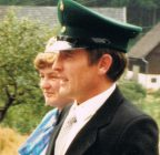 Königspaar 1981 Georg und Edith Püttmann