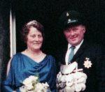 Königspaar 1984 Ludwig und Margret Hoberg