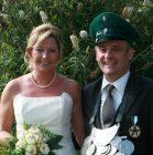 Königsppar 2007 Christof und Christina Gerhard