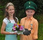 Kinderkönigsppar 2008 Oliver Heim und Sophie Schulte