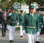 Festumzug 2015 Vorstand mit Kaiser Dietmar Vitt