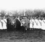 König 1925 August Bröcher - 25 jähriges Stiftungsfest