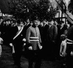 König 1934 Eduard Nies Schützenfest 1950 als Königsoffizier