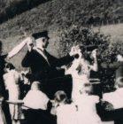 Königspaar 1935 Robert Bröcher und Maria Schneider