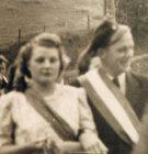 Königspaar 1949 Tonis Nies und Christa Ostermann