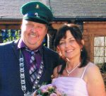 Kaiserpaar 2010 - 2025 Dietmar und Christina Vitt