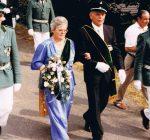 Kaiserpaar 1990 bis 2000 Willi und Anni Klein