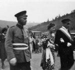 Königspaar 1939 Norbert Ohm und Hildegard Vitt