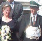Königspaar 2000 Andreas und Susanne Krampe